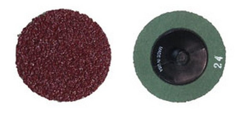 """ATD Tools 87250 2""""-50 Grit Aluminum Oxide Mini Grinding Discs"""