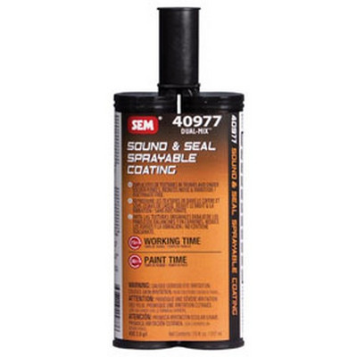 SEM Paints 40977 Sound & Seal Sprayable Coating