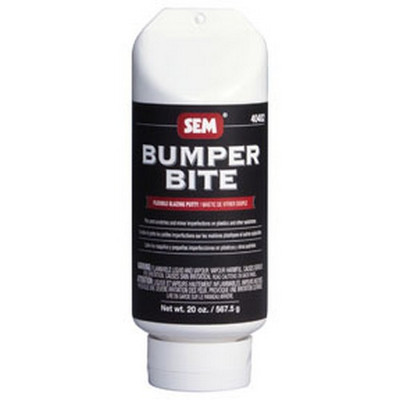 SEM Paints 40482 Bumper Bite Flexible Glaze, 16oz Bottle