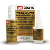 SEM Paints 39310 Insta-bond 2 Component Kit- 3 oz