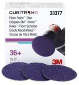 """3M 33377 2"""" Cubitron™ II Fibre Roloc™ 36+ Grade Disc"""