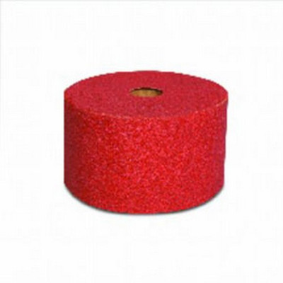 3M 1684 Red Abrasive Stikit™ Sheet Roll, 2 3/4 in x 25 yd, P220