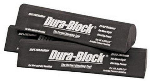 Dura-Block AF4406  Tear Drop, Black
