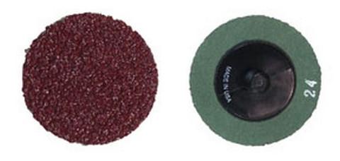 """ATD Tools 87224 2""""-24 Grit Aluminum Oxide Mini Grinding Discs"""