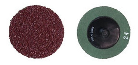"""ATD Tools 87350 3""""-50 Grit Aluminum Oxide Mini Grinding Discs"""