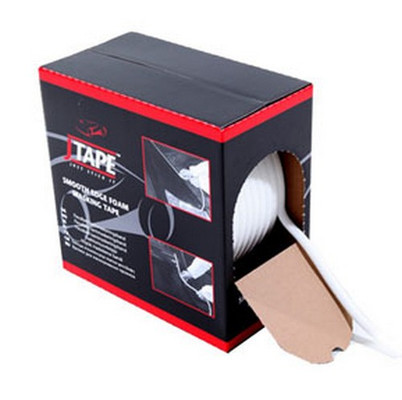 Jtape 1013.1350 Smooth Edge Foam Masking Tape 13mm x 50m