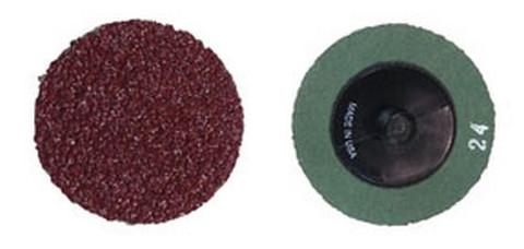 """ATD Tools 87324 3""""-24 Grit Aluminum Oxide Mini Grinding Discs"""