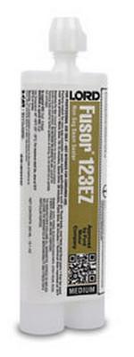 Lord Fusor 123EZ Factory Match Catalyzed Seam Sealer (Medium-Set, Non-Sag), 10.1 oz.