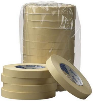 3M 6541CS Highland™ Masking Tape 2727, 18 mm x 55 m