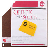"GL Enterprises   1800 12"" x 12"" 100 Disposable Sheets"