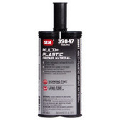 SEM Paints 39847 Multi-Plastic Repair Material, 7oz Plastic Cartridge