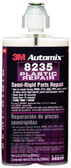 3M 8235 Automix™ Semi-Rigid Parts Repair 08235, 200 mL Cartridge, 6/cs