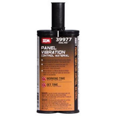 SEM Paints 39977 Sound Dampening Material- 7 oz Plastic Cartridge