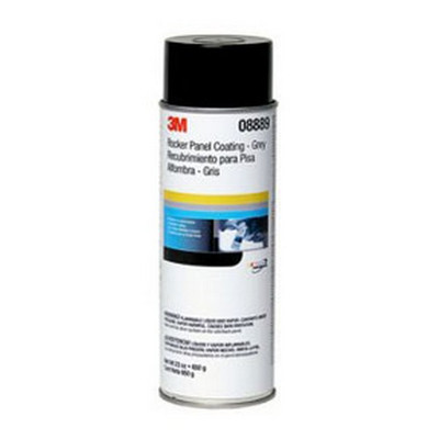 3M 8889 Rocker Panel Coating, 23 ounce, Grey