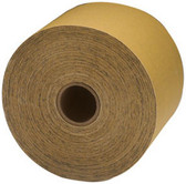 "3M 2597 Stikit™ Gold Sheet Roll 02597, 2 3/4"" x 30 yd, P120A"