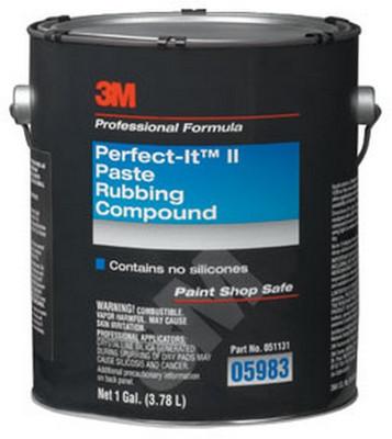 3M 5983 Perfect-It™ II Rubbing Compound 05983, 1 Gallon