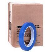 "3M 36408 Vinyl Tape 471 Blue, ½"" width"