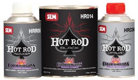 SEM Paints HR010 Hot Rod Black Kit