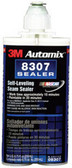 3M 8307 Automix™ Self-Leveling Seam Sealer 08307, 200 mL Cartridge, 6/cs
