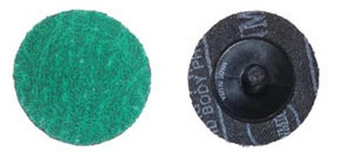 """ATD Tools 89250 2""""-50 Grit Green Zirconia Mini Grinding Discs"""
