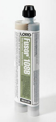 Lord Fusor 108B Metal Bonding Adhesive, Medium