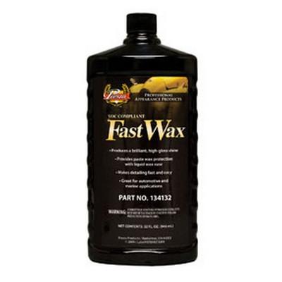Presta 134132 VOC Compliant Fast Wax®, 32 oz.