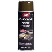 SEM Paints 62263 EZ Coat - White, 16oz Aerosol Can
