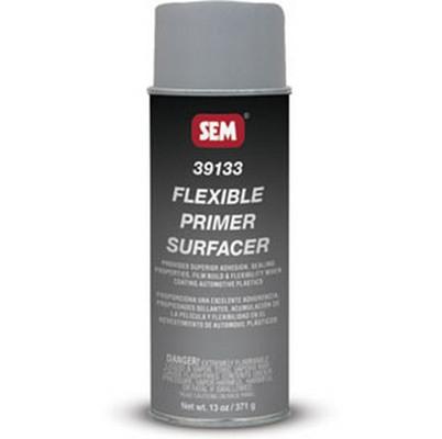 SEM Paints 39133 Flexible Primer Surfacer, 16oz Aerosol Can