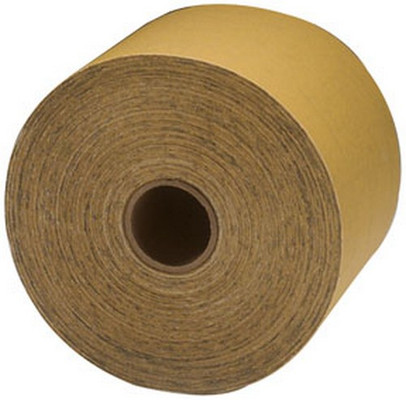 "3M 2591 Stikit™ Gold Sheet Roll 02591, 2 3/4"" x 45 yd, P320A"