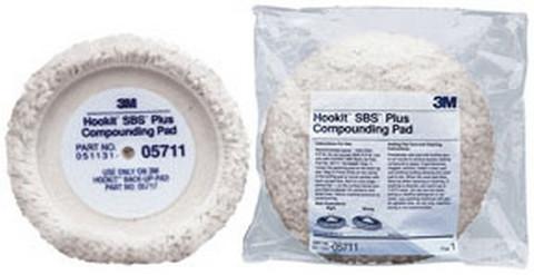 3M 5711 Hookit™ Plus Compounding Pad 05711