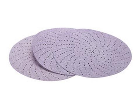 3M 1810 Purple Clean Sanding Hookit™ Disc, 6 in, P500C, 50 discs per box