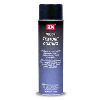 SEM Paints 39853 Texture Coating, 20oz Aerosol Can
