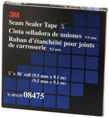 "3M 8475 Seam Sealer Tape, 3/8"" x 30'"