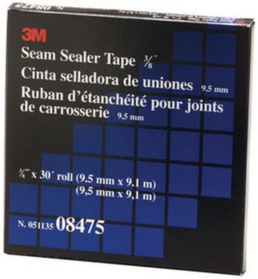 """3M 8475 Seam Sealer Tape, 3/8"""" x 30'"""