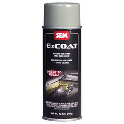 SEM Paints 62233 EZ Coat, Light Green 16oz Aerosol Can