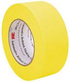 3M 6656 Automotive Refinish Masking Tape, 48 mm x 55 m