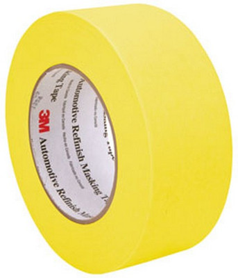 3M 6656 Automotive Refinish Masking Tape, 48 mm x 55 m