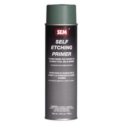 SEM Paints 39693 Self Etching Primer- Green, 20oz Aerosol Can