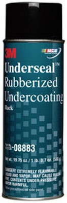 3M 8883 Underseal™ Rubberized Undercoating 08883, 1 lb 3.7 oz Net Wt