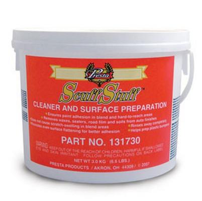 Presta 131730 Scuff Stuff™ Cleaner and Surface Preparation, 6.6 lb. Tub