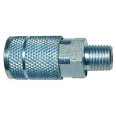"Amflo C1 1/4"" NPT Male Quick Type C Coupler"
