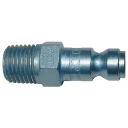 "Amflo CP1 1/4"" NPT Male Automotive Standard Series Type ""C"" Coupler"