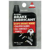 AGS Company BK-1 Brake Lubricant 4 Grams, Case of 100