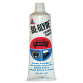 American Grease Stick SG-4 Sil Glyde Compound, 4 Ounce Tube, Case of 12
