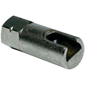Lincoln Industrial 5883 Grease Coupler Right Angle