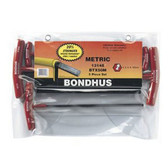 Bondhus 13148 5pc Set Balldriver T-Handles 4-10mm