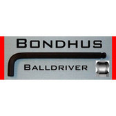 Bondhus 15770 7mm Balldriver L-Wrench