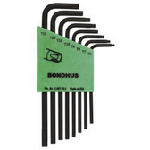 Bondhus 31832 8pc Set Star L-Wrench L -T6-T25