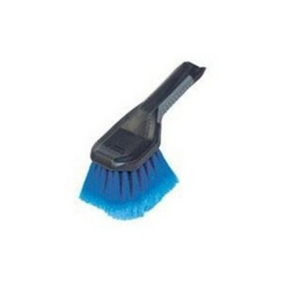 Carrand 93025 Body Brush, Super Soft Bristles, Attaches to Any Standard Threaded Pole, Molded Handle, Carded