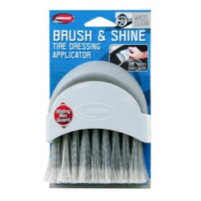 Carrand 93045 Pro Tire Shine and Applicator Brush